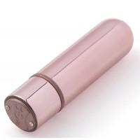 Пудровая вибропуля Shine Mini Rechargeable Bullet - 6,7 см.