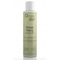 Органическое масло для массажа ORGIE Bio Rosemary с ароматом розмарина - 100 мл.